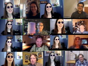 Virtual Monster Book Tour for 'There Plant Eyes' (June 2021) * Links to Videos